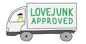 Love Junk approved